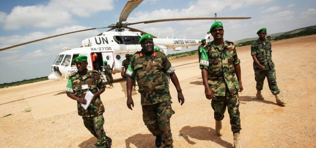 Finally – Africa's Rapid Response Force Begins Training