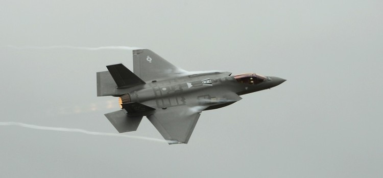 Japan says its F-35A stealth fighters made seven precautionary landings before crash