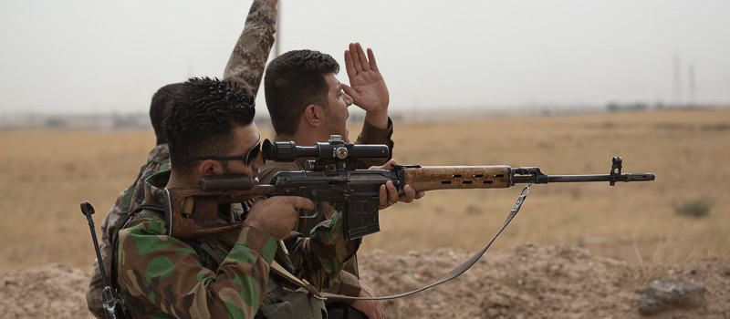 Why Isn't Israel Arming Iraq's Kurds?