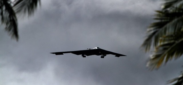 The U.S. Air Force's B-21 Stealth Bomber Is About to Get Really Political