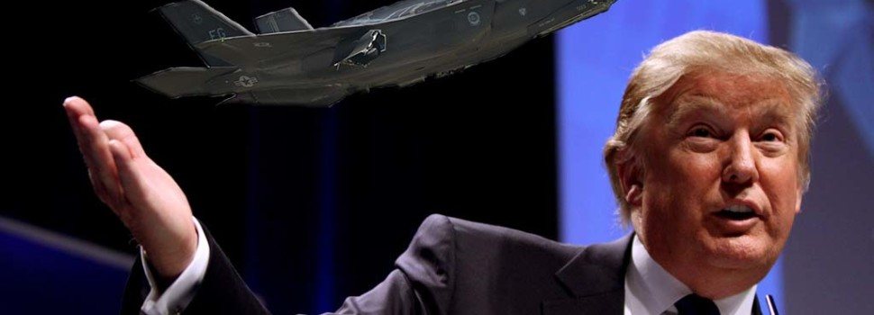Donald Trump Is the Latest Threat to the F-35