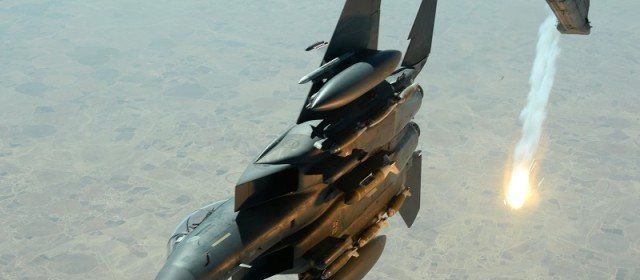 Air Power Remains America's Best Weapon for Halting Islamic State