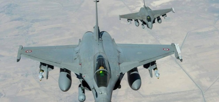 U.S. Intelligence Powers French Air Strikes