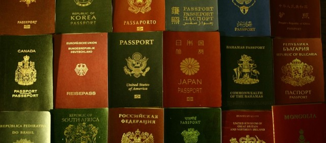 Forged Syrian Passports Are a Prized Commodity