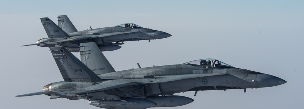 Canada Isn't Quitting the War on Islamic State