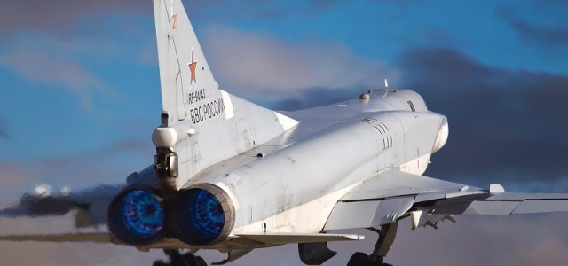 The Backfire Bomber Is Russia's 'Carrier Killer'
