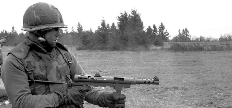 The Swedish K Gun Was Commandos' Friend in Vietnam