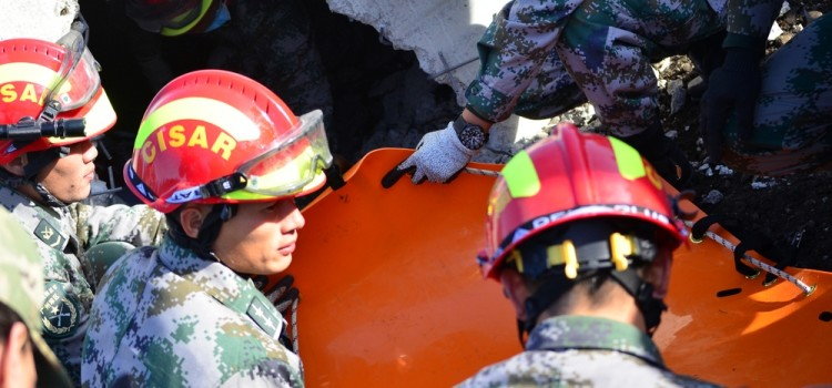 Video — Chinese and U.S. Troops Train Together on the West Coast