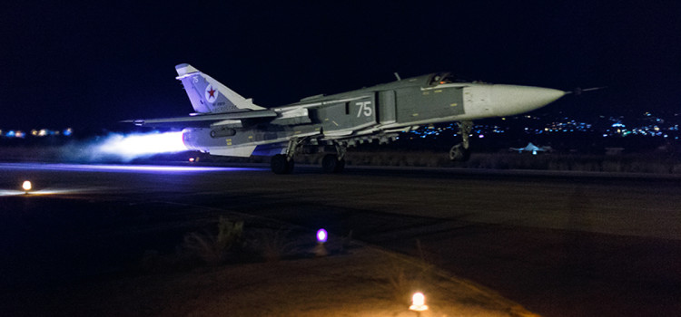 Turkish Jets Shoot Down Russian Warplane Above the World's Most Dangerous Frontier