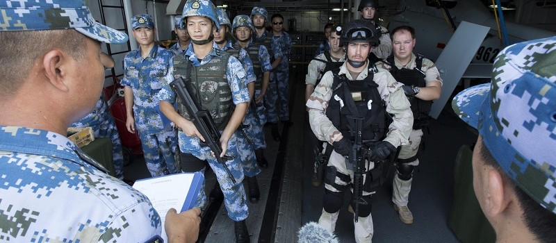 China Is Setting Up Its First Military Base in Africa