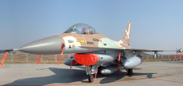 F-16s Could Equip Private Air Force