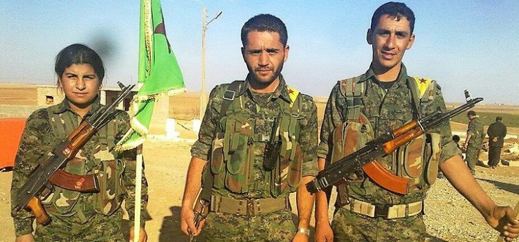 U.S.-Backed Syrian Rebels Are Becoming More Diverse