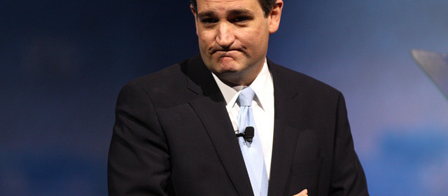 Ted Cruz Wants to Nuke the Middle East