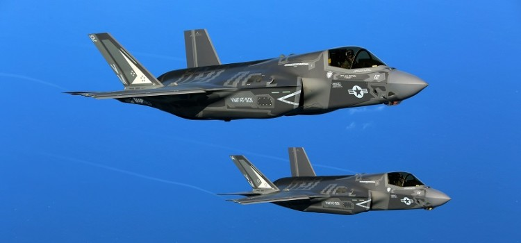 We Have Proof the U.S. Air Force Watered Down the F-35 to Avoid Embarrassment