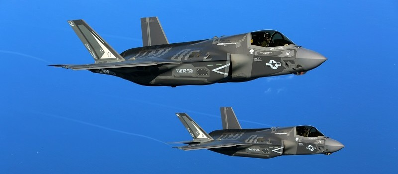 F-35 Officials Cancel Cyber Test, Prove Why That's a Terrible Idea