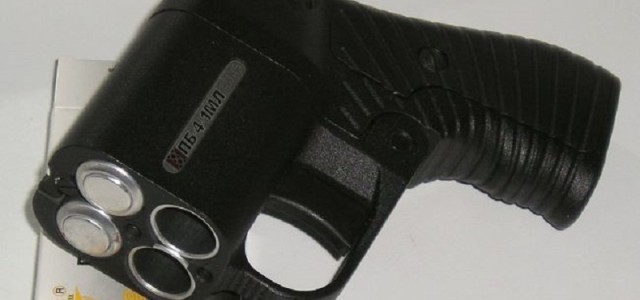 The Russian 'Traumatic Pistol' Is Arizona Cops' Latest Weapon