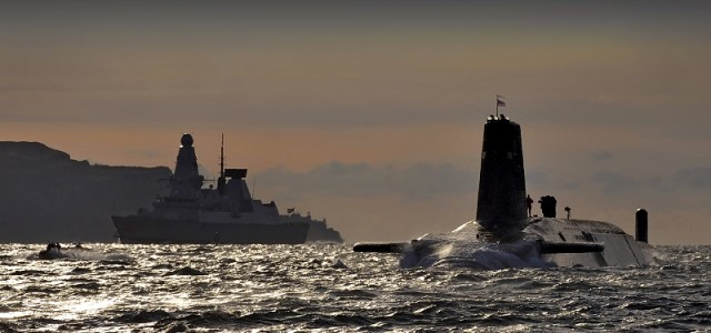Britain's Nuclear Arsenal Is a Hazardous Mess