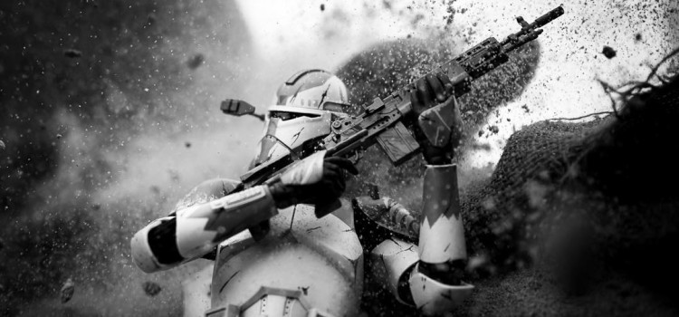 The Marine Who Photographs 'Star Wars'