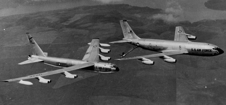 Image result for b-52f crash 57-0166