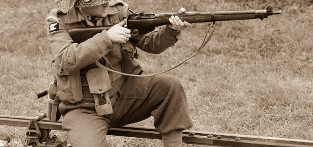 The .303 Lee-Enfield Was a British Tommy's Best Mate