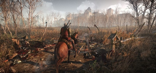 'The Witcher 3' Understands War