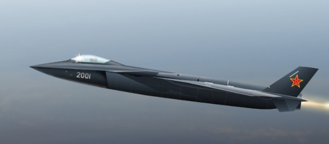 China's Stealth Fighter Takes Off