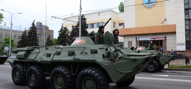 Military Exercises Are Tearing Up Russia's Infrastructure
