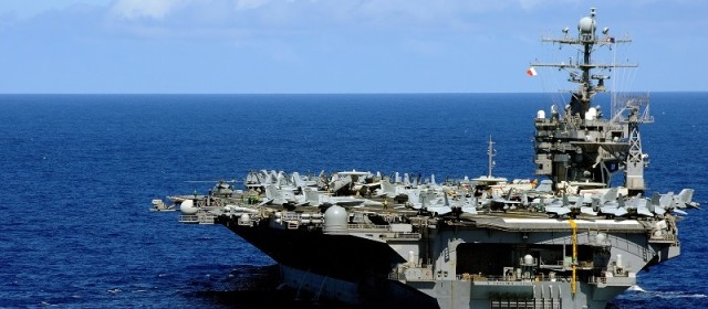 The U.S. Pacific Fleet Is Short on Carriers