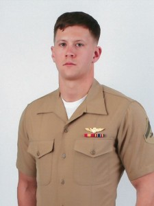 Lance Cpl. Joshua Barron. Marine Corps photo