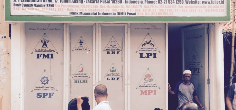 An Islamic Hate Group Stalks the Streets of Jakarta