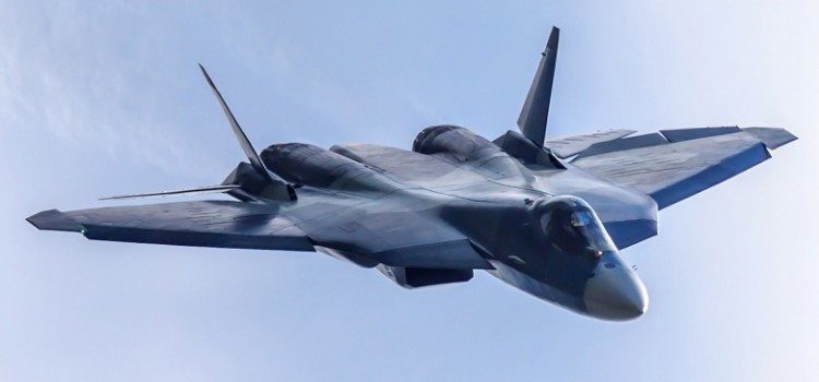 Russia Pulls Its Stealth Fighter Back From the Brink
