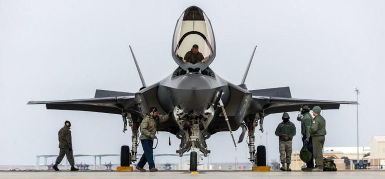 The F-35 Is Still Horribly Broken