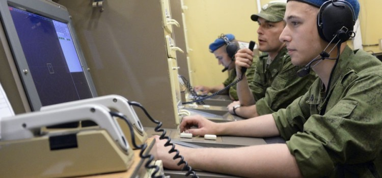 To Exploit U.S. Gaps, Russia Preps for Electronic Warfare