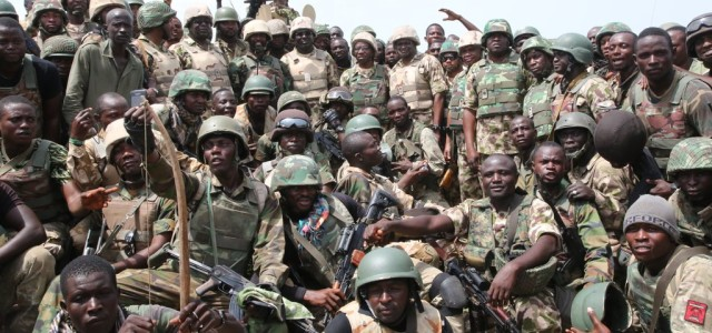 Nigeria Wants to Double the Size of Its Army