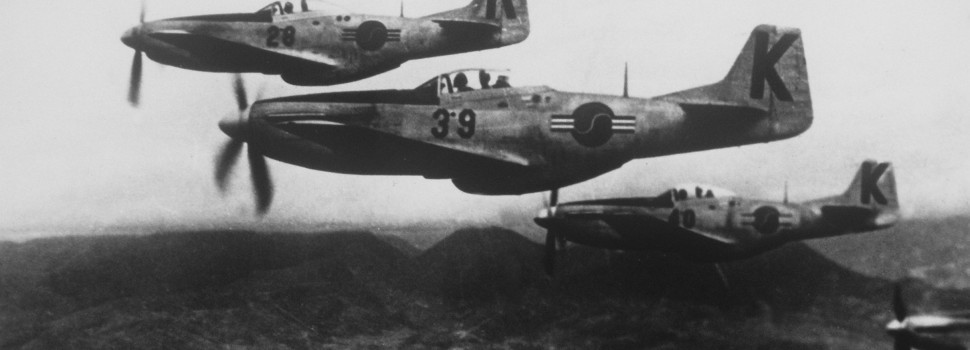 The P-51 Mustang Made a Korean War Comeback
