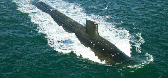 Secretive U.S. Navy Submarine Went on a Dangerous Mission