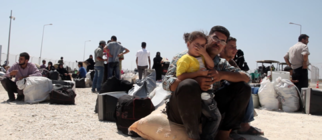 In This Syrian Refugee Camp, People Just Want to Go Home