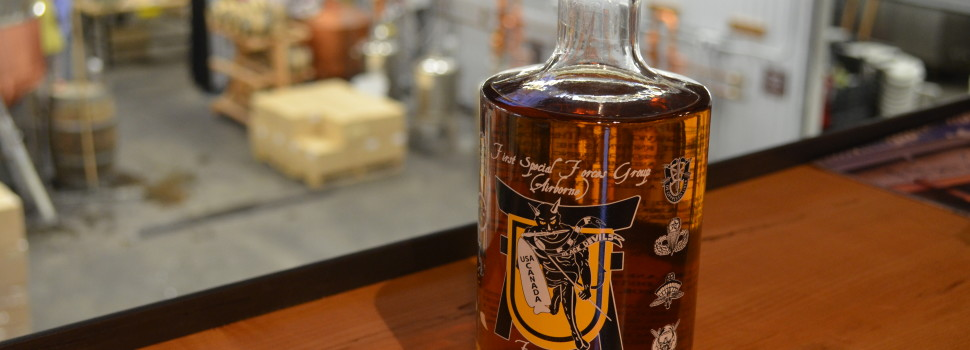 How the 1st Special Forces Group Got Its Own Whiskey