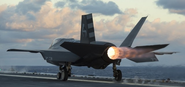 How to Kill the F-35 Stealth Fighter