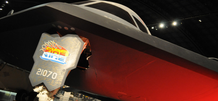 The U.S. Air Force's New Stealth Bomber Needs a Nickname