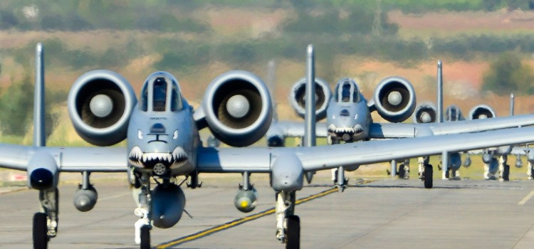 A-10 Warthogs Battle ISIS … And Fight for Their Future