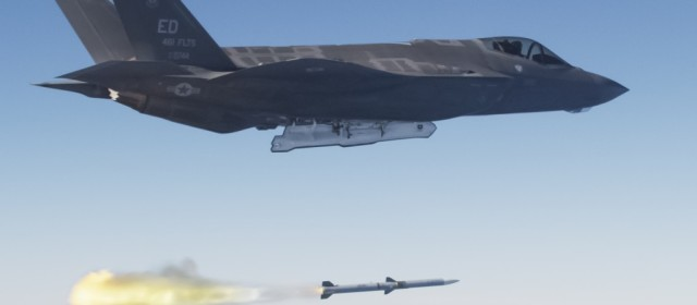 Norwegian Pilot: Yes, the F-35 Can Dogfight