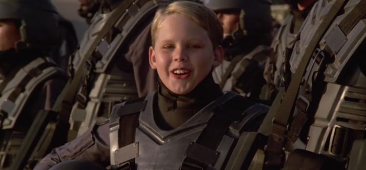 'Starship Troopers' Is Donald Trump's Perfect War Movie