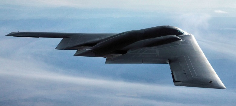 The U.S. Air Force's New Stealth Bomber Looks Awfully Familiar