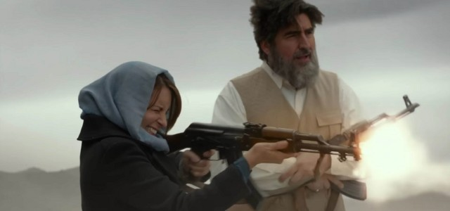 'Whiskey Tango Foxtrot' Is 'M*A*S*H' on the Streets of Kabul