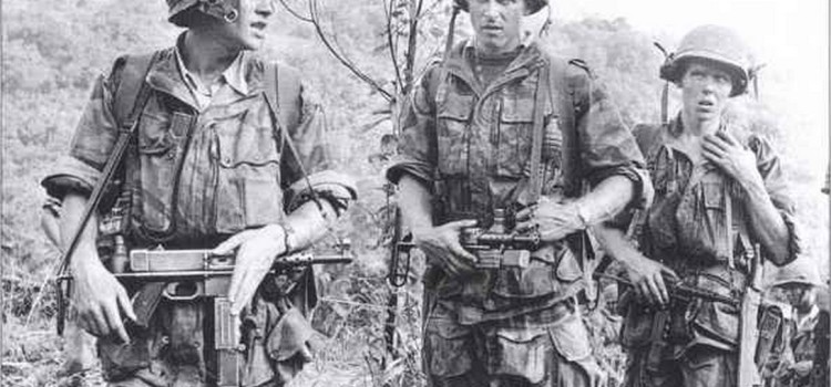The MAT-49 Was the Iconic Submachine Gun of the First Vietnam War