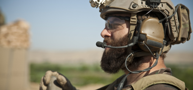 Relentless Combat, and Many Secret Awards, for America's Special Operators