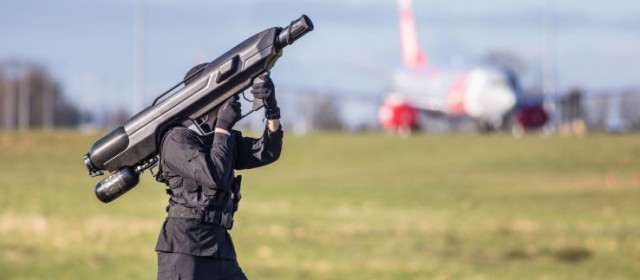 For Sale Soon, an Anti-Drone Bazooka