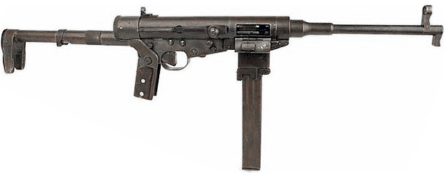 The 'Type Universal' Was a Tiny, Tiny Submachine Gun