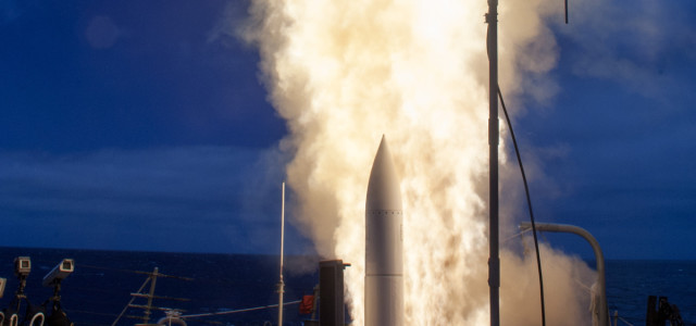 The U.S. Navy Just Sank a Frigate With an Anti-Aircraft Missile